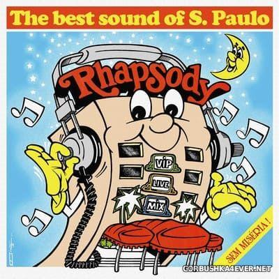 [House Records Rap] Rhapsody - Sem Miséria [1991]