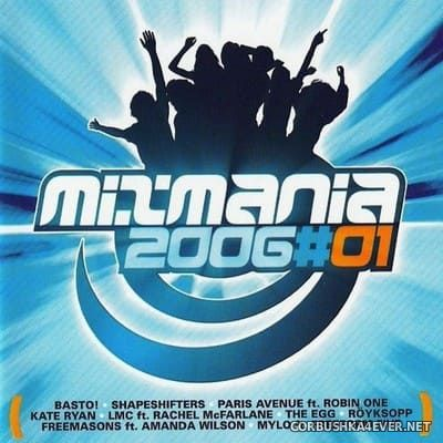 [EMI] Mixmania 2006#01 [2006] Mixed by Jan Godrie & Ronny Caslo