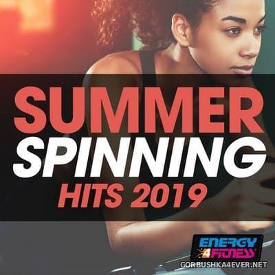 [Energy 4 Fitness] Summer Spinning Hits 2019 [2019]
