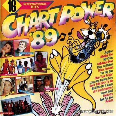 [Polyphon] Chartpower '89 [1988]