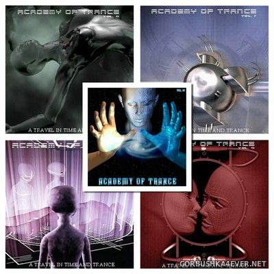 Academy Of Trance vol 006 - vol 010 [2001]