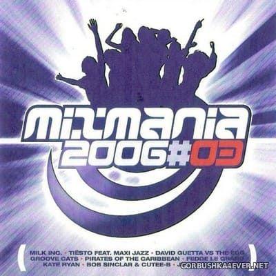 [EMI] Mixmania 2006#03 [2006] Mixed by Jan Godrie & Ronny Caslo