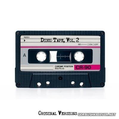 [RLT Records] Disco Tape vol 2 (Original Versions) [2016]