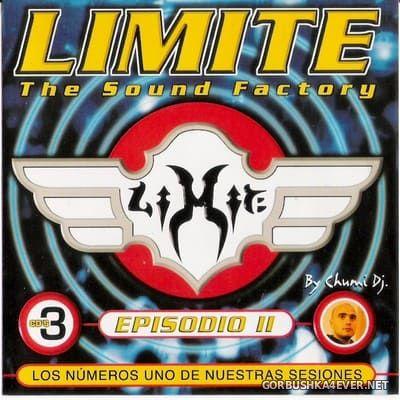[Bit Music] Limite vol II - The Sound Factory [1999] / 3xCD / Mixed by Chumi DJ