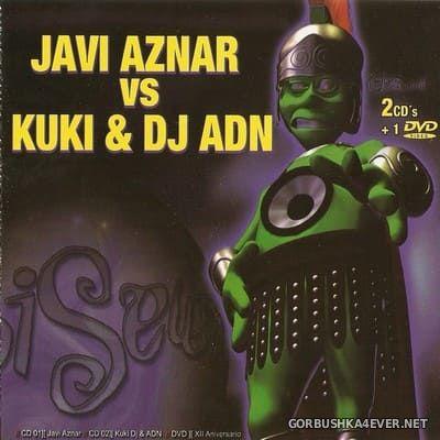 [Bit Music] Coliseum [2006] / 2xCD / Mixed by Javi Aznar vs Kuki & DJ ADN
