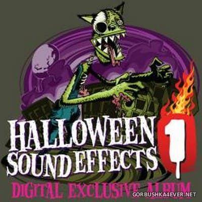 [Mastermix] Halloween Sound FX 1 [2010]