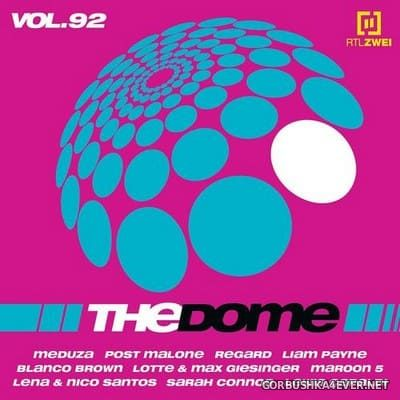 The Dome vol 92 [2019] / 2xCD