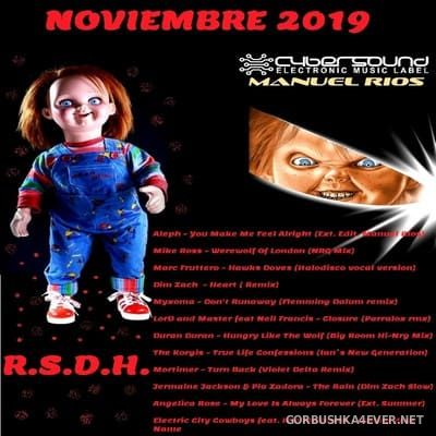 DJ Manuel Rios - Noviembre Mix 2019