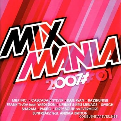 [EMI] Mixmania 2007#01 [2007] Mixed by Jan Godrie & Ronny Caslo