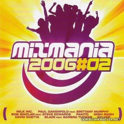 [EMI] Mixmania 2006#02 [2006] Mixed by Jan Godrie & Ronny Caslo
