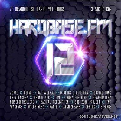 Hardbase.FM vol 12 [2019] / 3xCD