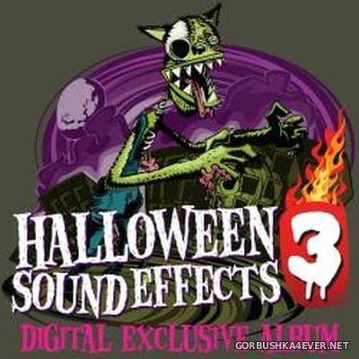 [Mastermix] Halloween Sound FX 3 [2011]