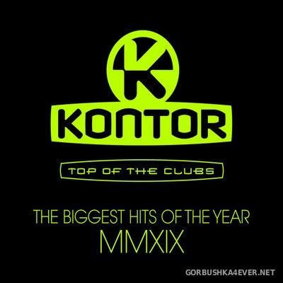 [Kontor] Top Of The Clubs - The Biggest Hits Of The Year MMXIX [2019] / 3xCD