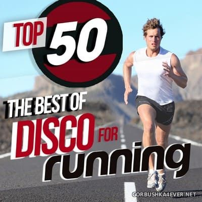 [Megatraxx] Top 50 The Best Of Disco For Running [2019]