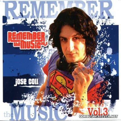 [Contraseña Records] Remember The Music vol 3 [2008] / 3xCD /Mixed by Jose Coll