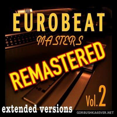 [DMI Music] Eurobeat Masters Remastered vol 2 [2019]