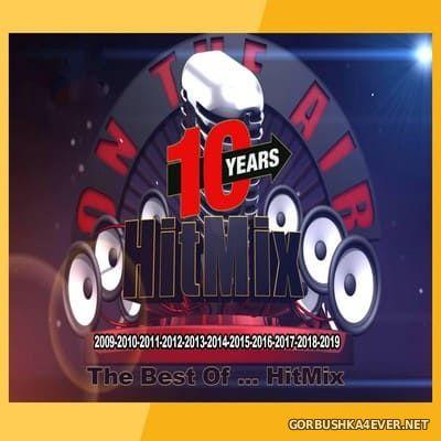 DJ Chris DMC Maes - HitMix 2009-2019 (Celebration Edition) [2019]