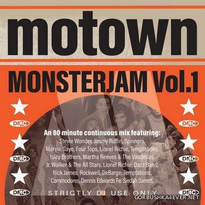 [DMC] Motown Monsterjam vol 01 [2019] Mixed By DJ Ivan Santana