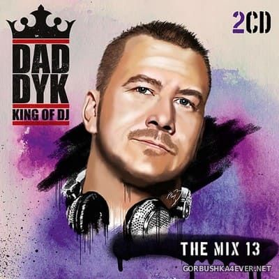 Daddy K - The Mix 13 [2019] / 2xCD