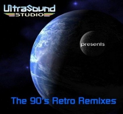 UltraSound vs UltraTraxx - The 90s Retro Remixes [2009]