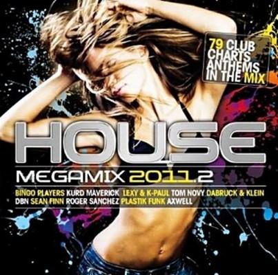 House Megamix 2011.2 / 2xCD