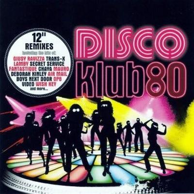 Disco Klub80 vol. 1 [2009] / 2xCD