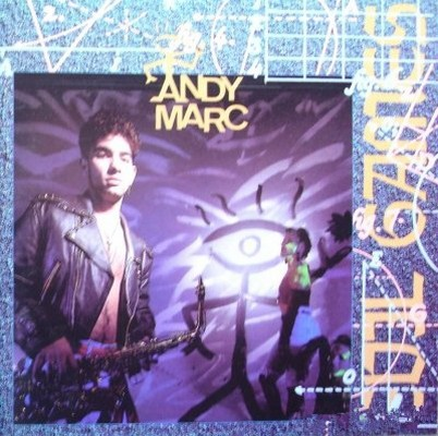 Andy Marc - Evil Games [1992]