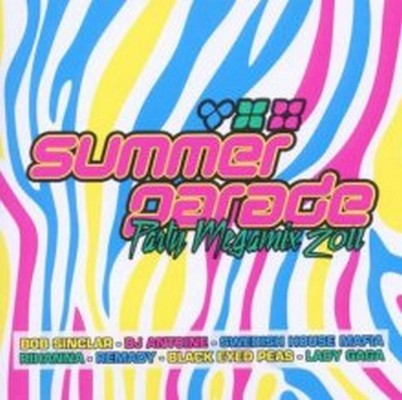 Summer Parade: Party Megamix 2011