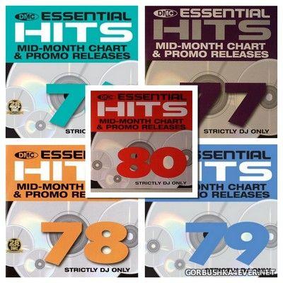 [DMC] Essential Hits vol 76 - vol 80 [2011]