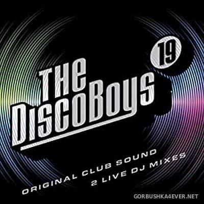 The Disco Boys vol 19 [2019] / 2xCD