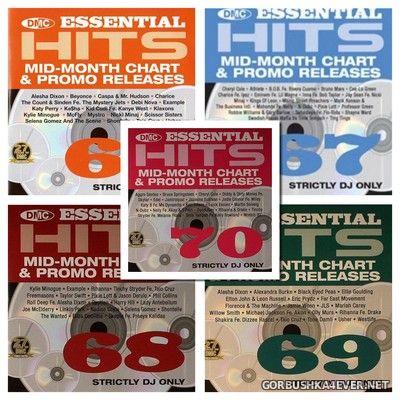 [DMC] Essential Hits vol 66 - vol 70 [2010-2011]