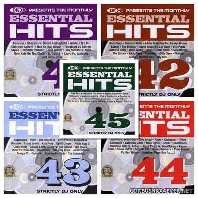 [DMC] Essential Hits vol 41 - vol 45 [2008-2009]