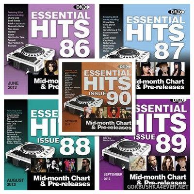 [DMC] Essential Hits vol 86 - vol 90 [2012]