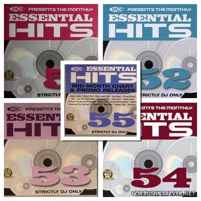 [DMC] Essential Hits vol 51 - vol 55 [2009]