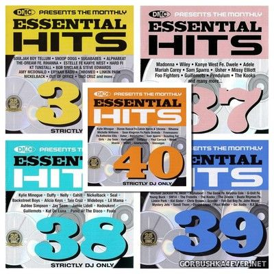 [DMC] Essential Hits vol 36 - vol 40 [2008]