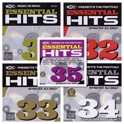 [DMC] Essential Hits vol 31 - vol 35 [2007-2008]