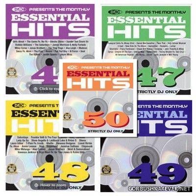 [DMC] Essential Hits vol 46 - vol 50 [2009]