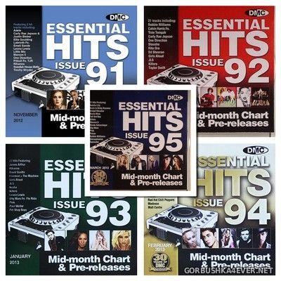 [DMC] Essential Hits vol 91 - vol 95 [2012-2013]