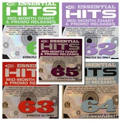 [DMC] Essential Hits vol 61 - vol 65 [2010]