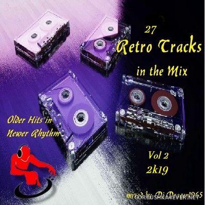 DJ Dragon1965 - Retro Mix vol 2 [2019]