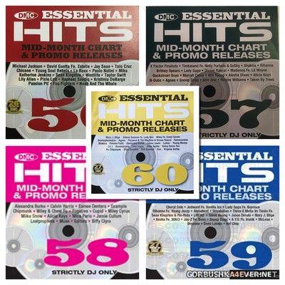 [DMC] Essential Hits vol 56 - vol 60 [2009-2010]