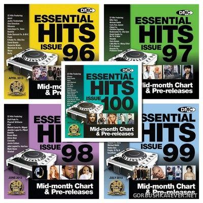 [DMC] Essential Hits vol 96 - vol 100 [2013]