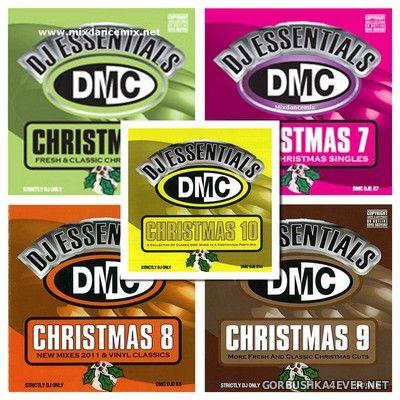 [DMC] DJ Essentials Christmas vol 6 - vol 10