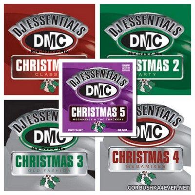 [DMC] DJ Essentials Christmas vol 1 - vol 5