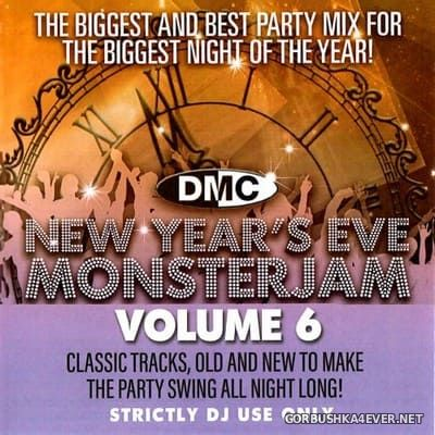 [DMC] Monsterjam - New Year's Eve 6 [2019] Mixed By Showstoppers