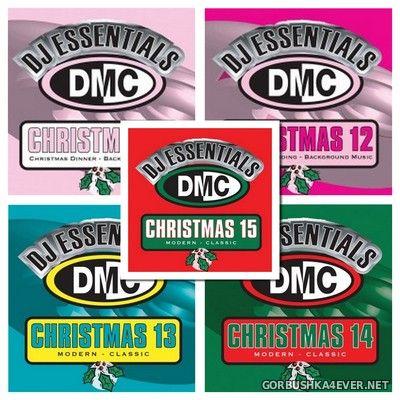 [DMC] DJ Essentials Christmas vol 11 - vol 15