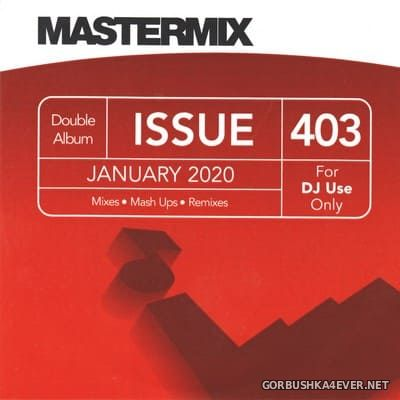 Mastermix Issue 403 [2020] January / 2xCD