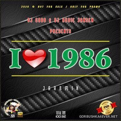 DJ CodO & DJ Rudie Jansen - Jaarmix 1986 [2020] XXL Edition
