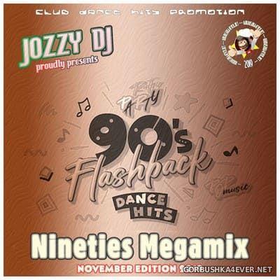 Jozzy DJ - 90s Megamix [2019] November Edition