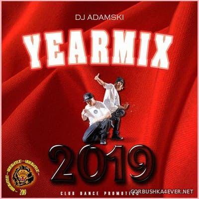 DJ Adamski - Yearmix 2019